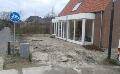 Aanleg complete tuin, Asten, 1