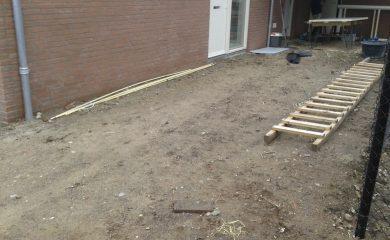 Aanleg complete tuin, Asten, 3