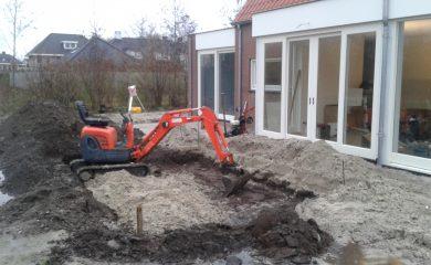 Aanleg complete tuin, Asten, 4