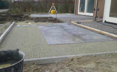 Aanleg complete tuin, Asten, 5