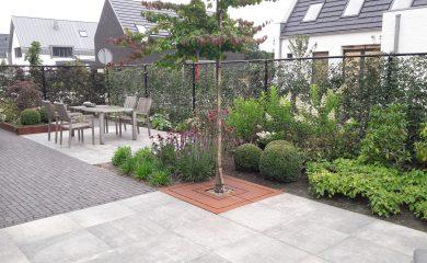 Aanleg complete tuin, Asten, 9