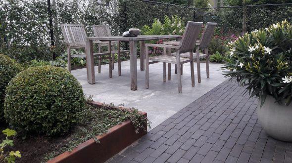 Aanleg complete tuin, Asten